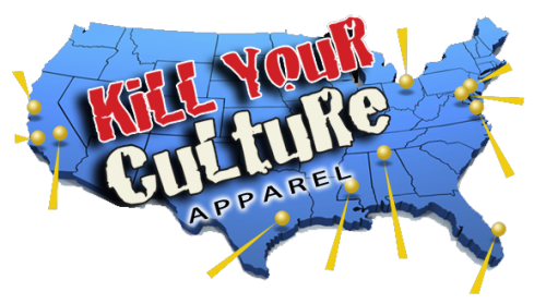 Kill Your Culture Stores & Locations