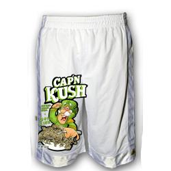 Cap N' Kush Shorts