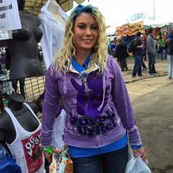 Purple Urkle Zip Hood Kill Your Culture Apparel