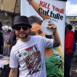 Jason Dean Kill Your Culture Apparel