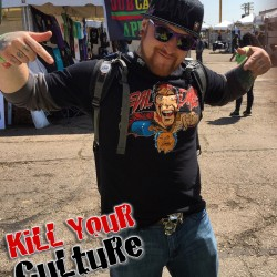 Evil Dabs Kill Your Culture Apparel