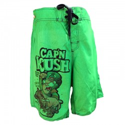 Cap N' Kush Board Shorts