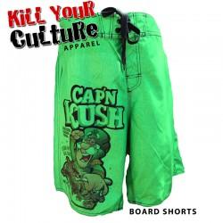 Cap N' Kush Board Shorts