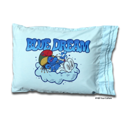 Blue Dream Pillow