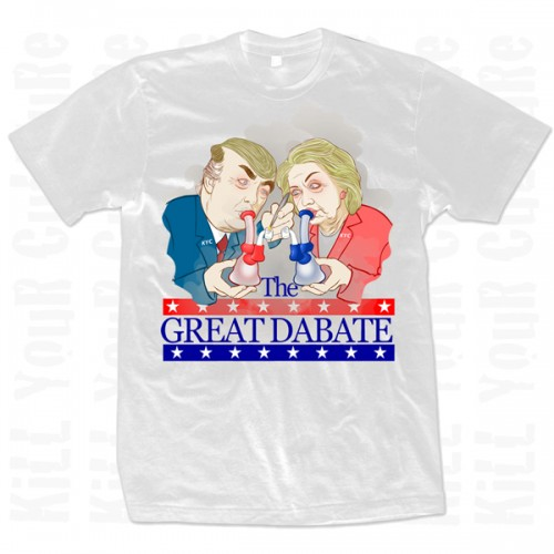 The Great Dabate T Shirt