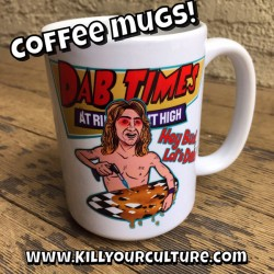 Dab Times Coffee Mug 15oz