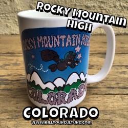 Rocky Mountain High Coffee Mug