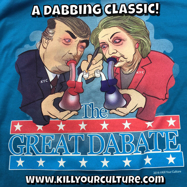 The Great Dabate