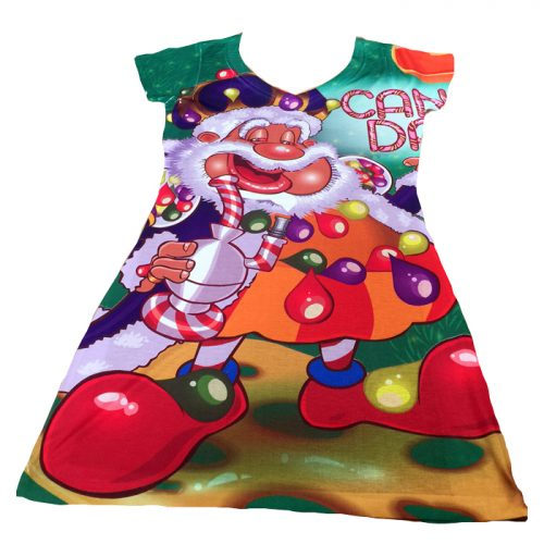 Candy Dabs Dress