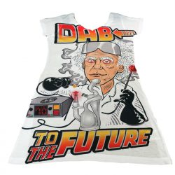 Dab to the Future Dress
