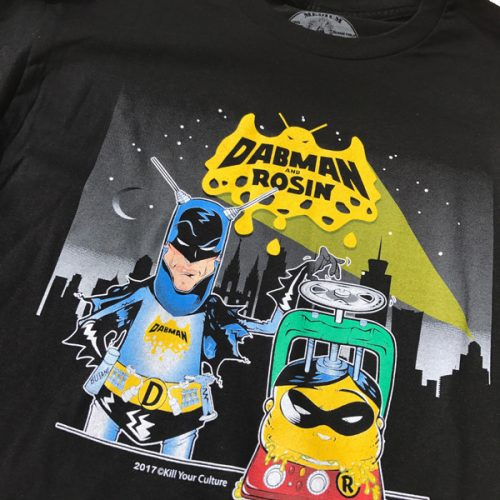 Dabman and Rosin T-Shirt