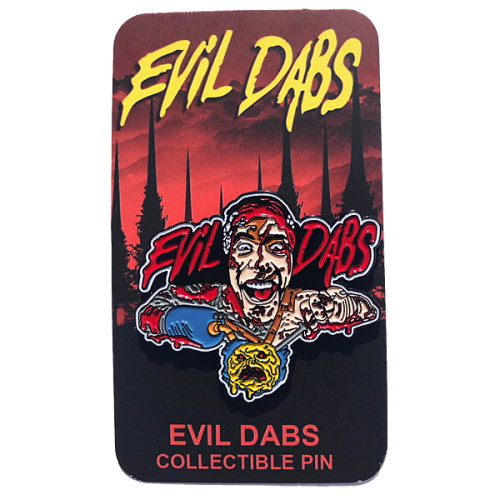 Evil Dabs Hat Pin