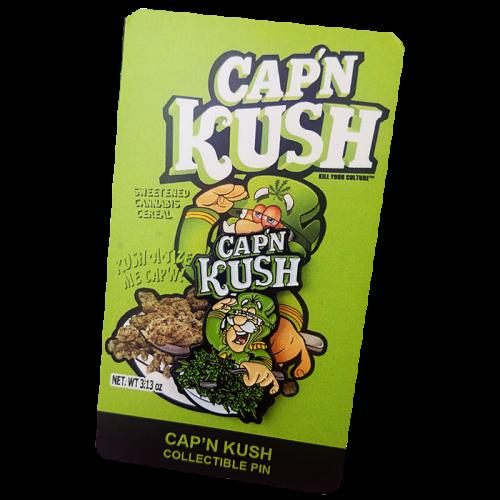 Cap N' Kush Hat Pin